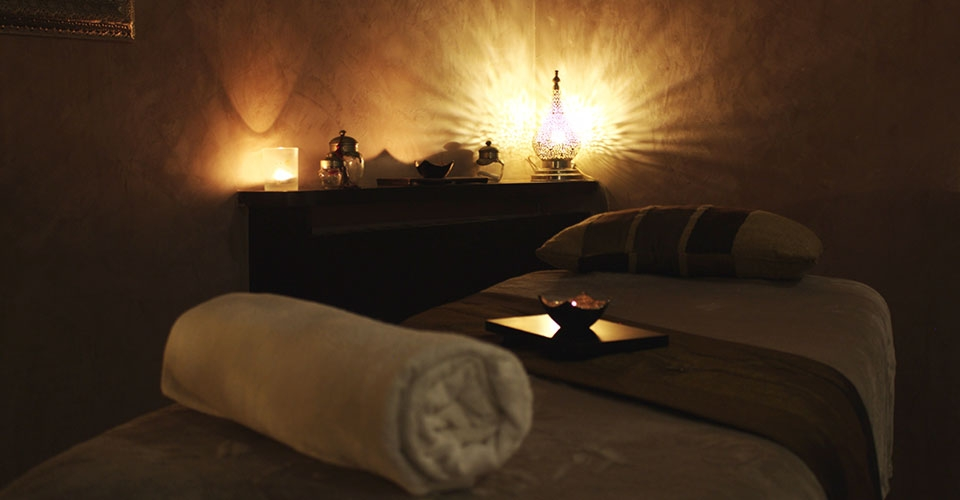 Mooreana, espace spa et salles bien-être